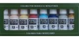 Set Vallejo Model Color 8 u. (17 ml.) High Elves