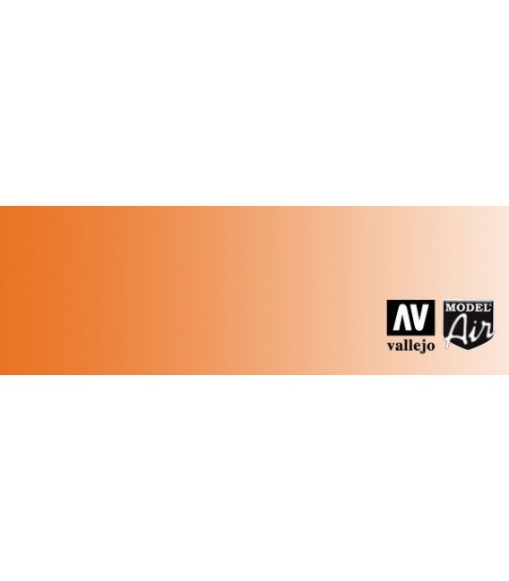 71.130 Orange Rust Model Air 17ml.
