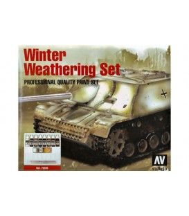Set Vallejo Winter Weathering (Model Color).