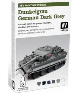78.400 Set AFV German Dark Grey.