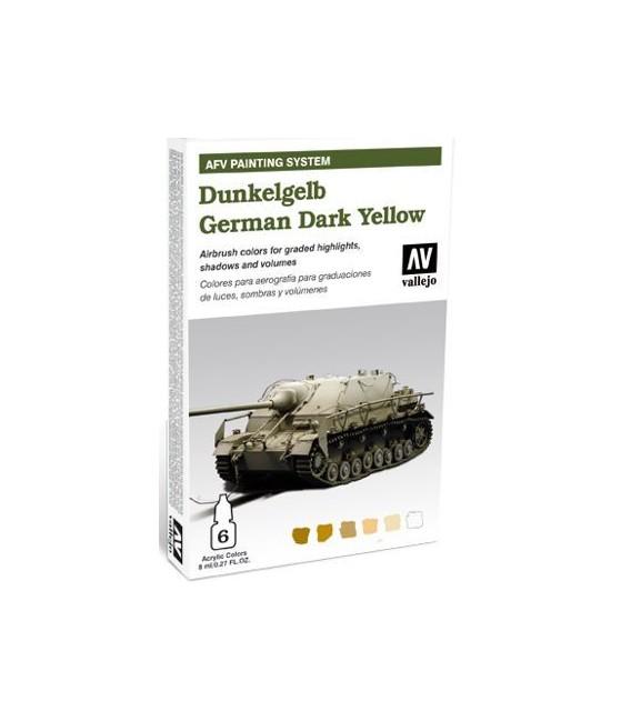 78.401 Set AFV German Dark Yellow.
