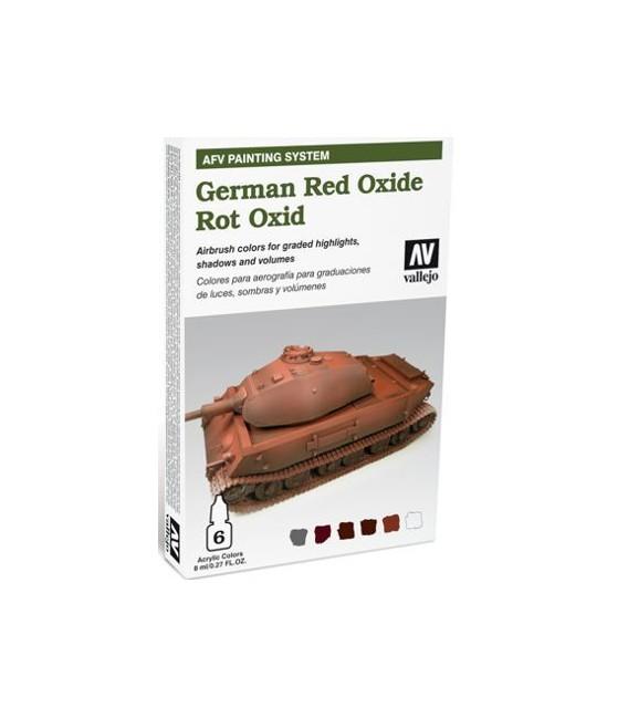 78.411 Set AFV German Red Oxide.