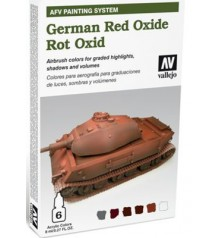 78.411 Set AFV German Red Oxide.