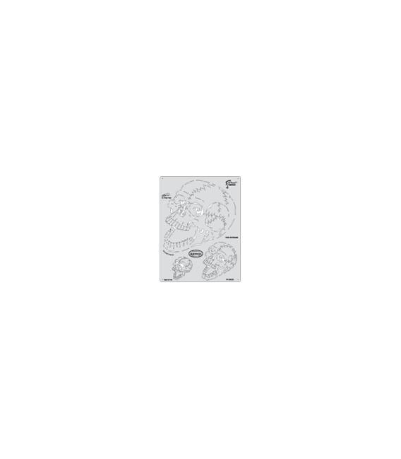 HORROR OF SKULLMASTER FHSK22