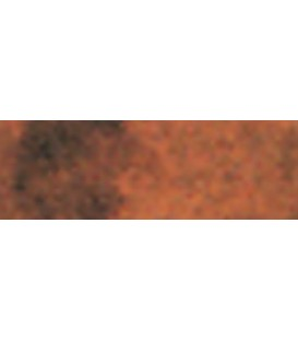 34) 411 Burnt sienna watercolor tube Van Gogh.