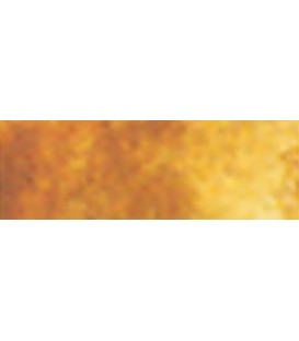 32) 234 Raw sienna watercolor tube Van Gogh.