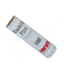 c) Airbrushing masking adhesive film matt 20 cms x 4 mts.