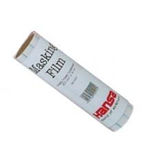 c) Film masque adhesive pour aerografie mat 20 cms x 4 mts.