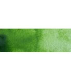 26) 599 Sap green watercolor pan Cotman.