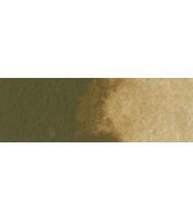 29) 554 Raw umber watercolor pan Cotman.