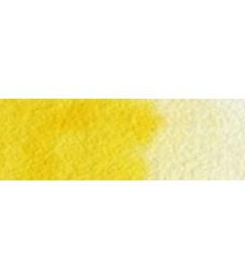 02) 119 Cadmium yellow pale hue watercolor pan Cotman.