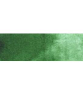 25) 314 Verde hooker claro acuarela pastilla Cotman.
