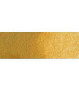 28) 744 Yellow ochre watercolor pan Cotman.