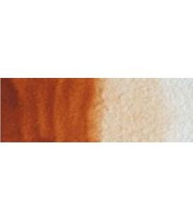 30) 074 Burnt sienna watercolor tube Cotman 8 ml.