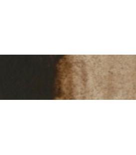 33) 076 Burnt umber watercolor tube Cotman 8 ml.