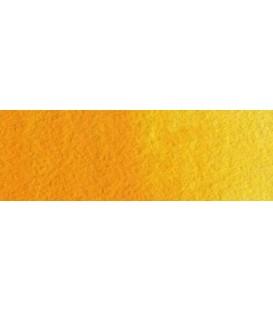 09) 210 Cadmium yellow deep watercolor pan Rembrandt.