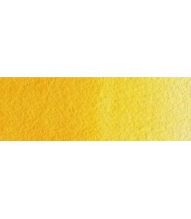 08) 269 Azo yellow medium watercolor pan Rembrandt.