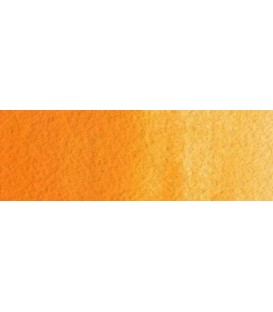 16) 211 Cadmium orange watercolor pan Rembrandt.
