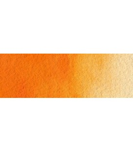 17) 266 Permanent orange watercolor pan Rembrandt.