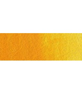 09) 210 Cadmium yellow deep watercolor tube Rembrandt 5 ml.