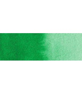 51) 662 Permanent green watercolor tube Rembrandt 5 ml.