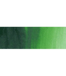 57) 644 Hooker green light watercolor tube Rembrandt 5 ml.