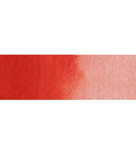 22) 377 Rojo permanente medio acuarela tubo Rembrandt 5 ml.