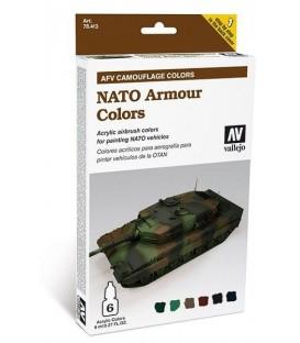 78.413 Set AFV NATO Armour Colors.