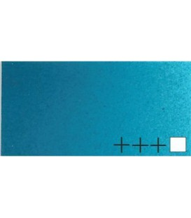 35) 582 Blau magnesi ftalo acrilic Rembrandt 40 ml.