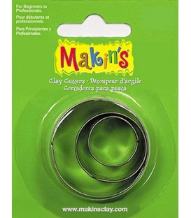 36001 Circles Set 3 Cutters Makins