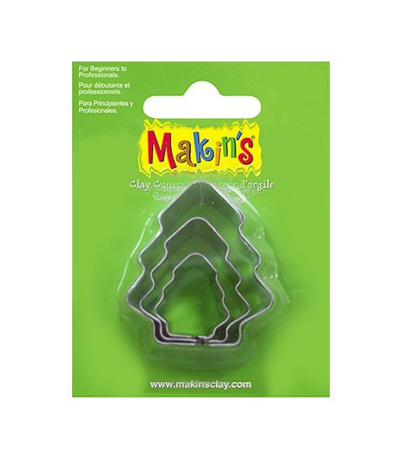 36019 Avets Set de 3 talladors Makins