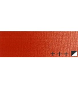 034) 377 Rojo permanente medio oleo Rembrandt 40 ml.