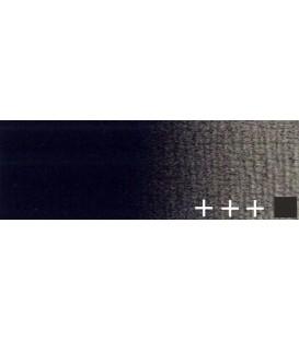 113) 702 Lamp black oil Rembrandt 40 ml.