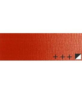034) 377 Rojo permanente medio oleo Rembrandt 15 ml.