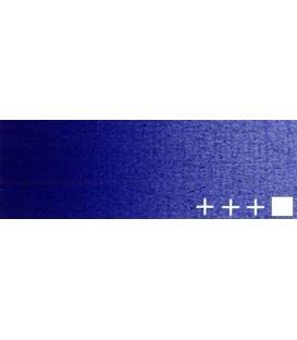 052) 506 Blau ultramar fosc oli Rembrandt 15 ml.