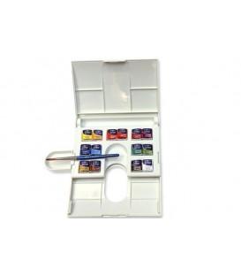 Caixa Aquarel.la plastic Cotman compacta 14 pastilles