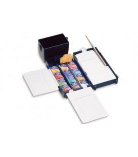 Caixa Aquarel.la plastic Cotman caixa de camp 12 pastilles