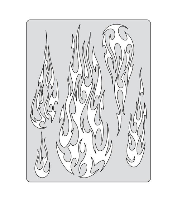 FLAME-O-RAMA 2 FHFOR8