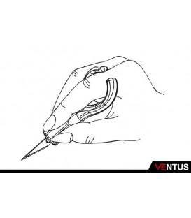 """a) Cutter de precisión """"Finger"""""""