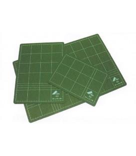 2) Placa de corte 30x22 (A4)