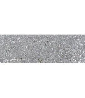 001) 2870 Argent pintura acr. FolkArt Chunky Glitter
