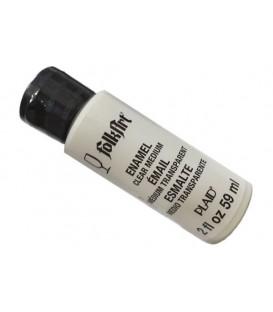 001) 4035 Medium de volumen FolkArt Enamel 59 ml.