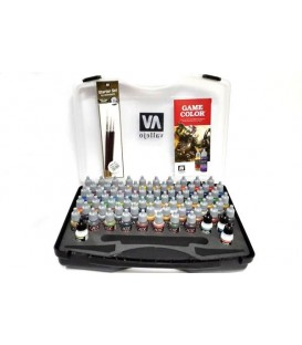 Boite Vallejo Game Color 72 u. (17 ml.)