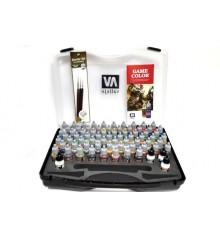 Plastic case Vallejo Game Color 72 u. (17 ml.)