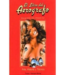 BOOK - EL LIBRO DEL AEROGRAFO (IN SPANISH)