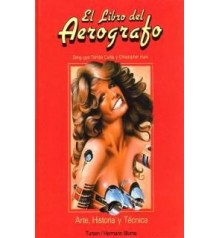 BOOK - EL LIBRO DEL AEROGRAFO (IN SPANISH)