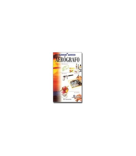 LIBRO - AEROGRAFO (COLEC. MANUALES PARRAMON)