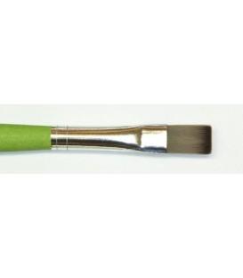 5) Pincel sintético serie 374 Da Vinci Fit 10