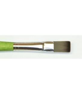 6) Pennello sintetico serie 374 Da Vinci Fit 12