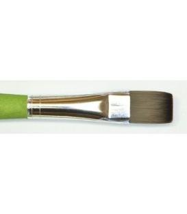 7) Pennello sintetico serie 374 Da Vinci Fit 16